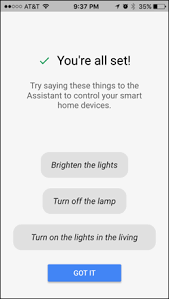 smart lights google home connect your tp link kasa devices to google assistant tp link