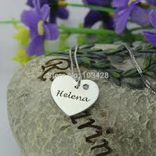 my name jewelry online get cheap necklaces with my name aliexpress alibaba