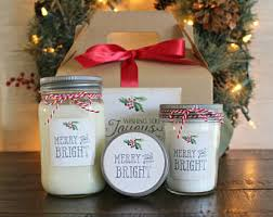 candle gift set etsy