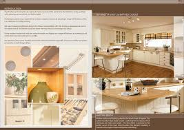 business card banner and catalogue design of top kitchens you