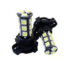 Led Car Lights Bulbs by Py24w 5200s Led Bulbs For Bmw Mercedes Audi Front Turn Signal 2x