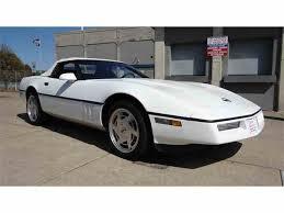 1989 corvette convertible 1989 chevrolet corvette for sale on classiccars com 22 available