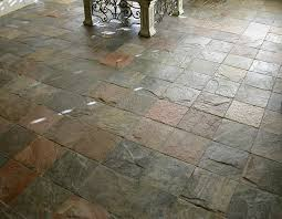 stunning ideas basement floor tile slate look flooring basements