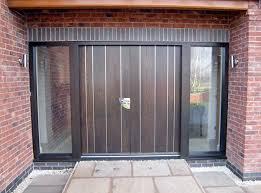 contemporary front doors contemporary front door with vertical panels u2022 old english doors