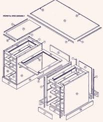 Woodworking Plans Desk Chair by 44 Best Woodworking Plans Images On Pinterest Woodwork Projects