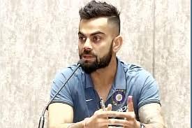 virat kohli snubs mediaman whether india should play pakistan