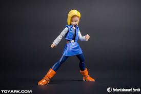 z android 18 s h figuarts z android 18 gallery the toyark news