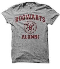 hogwarts alumni t shirt hogwarts alumni shirt harry potter inspired t shirt
