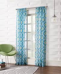 lichtenberg shiro ikat crushed sheer curtain collection sheer