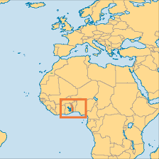 togo location on world map togo operation world