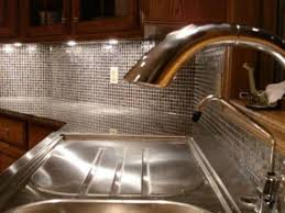 kitchen backsplash stainless steel tiles amazing stainless steel backsplash ideas kitchen my home design