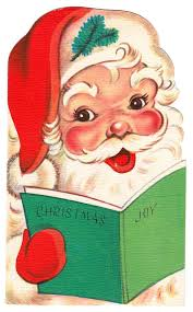 51 best santa claus images on pinterest vintage christmas cards