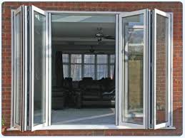 Pvc Folding Patio Doors by Folding Doors Exterior Myfavoriteheadache Com