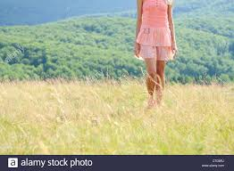 lonely walk in nature stock photo royalty free image