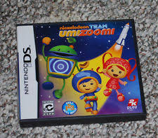 industrial team umizoomi video games ebay