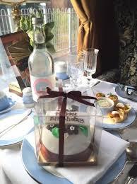 birthday cake picture belmond british pullman london