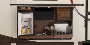 kitchen amusing fifth wheel with outdoor kitchen small travel