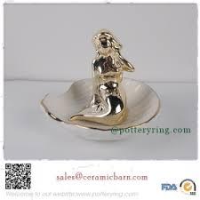 ceramic svan ring holder images Porcelain swan ring holder jpg