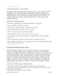 Production Supervisor Job Description For Resume by Production Supervisor Performance Appraisal