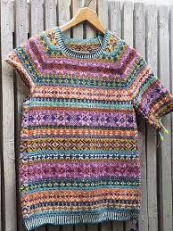 750 best knit fair isle images on fair isles fair