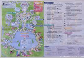 Disney Epcot Map Photos Epcot Festival Of The Arts Guide Map Blog Mickey