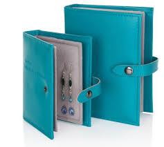 book of earrings book of earrings teal small
