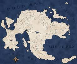 Fantasy World Map by River Map Of My Fantasy World Any Major Flaws Before I Start