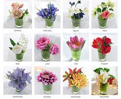 flower of the month buy 2 get 1 free bloom artificial flowers