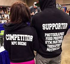 fitness competitor hoodie sweaters couples sweaters price
