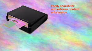 Business Card Reader Scanner Penpower Worldcard Pro Business Card Reader And Scanner Youtube