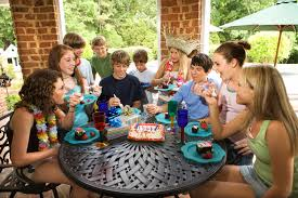 that teenagers adults can play at a birthday