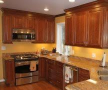 Restore Kitchen Cabinets Kitchen Cabinet Refinishing New Jersey Contractor