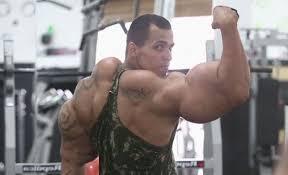 kecanduan suntik otot lengan pria ini nyaris diutasi merdeka com