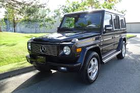 2005 mercedes benz g500 axis auto