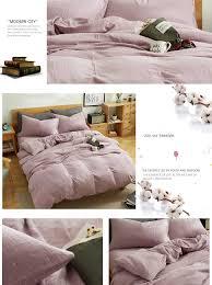 King Size Duvet Cover Sets Sale Amazon Com Mkxi Simple Bedroom Collection 3 Pieces Purple Queen