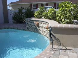 Aquascapes Pools 23 Best Pool Water Features Images On Pinterest Pool Water