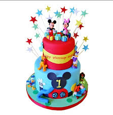 mickey mouse cake dazzling disney cake 3kg mickey mouse cakes ferns n petals