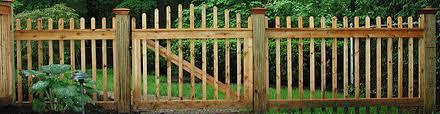good neighbor cedar wooden fences by elyria fence