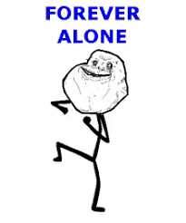 Forever Alone Meme Picture - forever alone gifs tenor