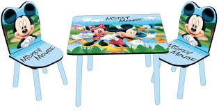 mickey mouse table l 51 disney kids table and chairs kids table and chair set mickey