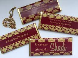 indian wedding favors from india indian wedding favor maroon gold damask wedding