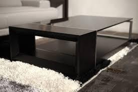 Unique Glass Coffee Tables - glass coffee table black szahomen com