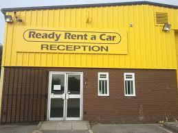 ready rent car hull car hire van hire vehicle