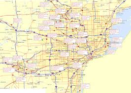 Camp Dearborn Map Maps To Usta Participating Clubs