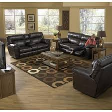 leather reclining group living room groups living room