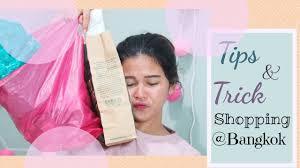 Make Up Di Bangkok cara berbelanja makeup murah di bangkok