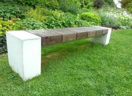 outdoor concrete bench plans outdoor cement table and benches