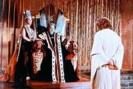 imagenes de jesus ante pilato biblia foro lucas capítulo 23