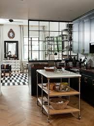 carrelage cuisine noir et blanc 30 idées et exemples de la cuisine masculine cuisine masculine