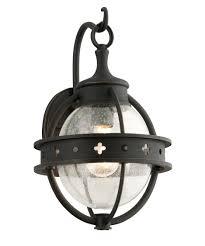 Pineapple Outdoor Lanterns Troy Lighting B3681 Mendocino 9 Inch Wide 1 Light Outdoor Wall